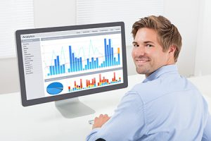 analyze marketing data